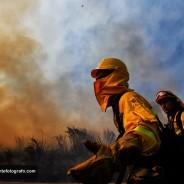 Incendios en Serradilla